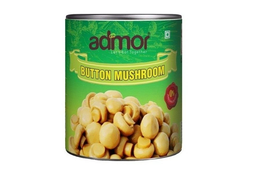 Canned Button Mushroom Manufactures, Suppliers, Exporters in Rajkot, Gujarat, india,