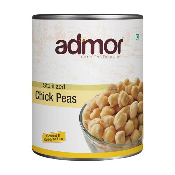 Canned Chickpeas Export Quality