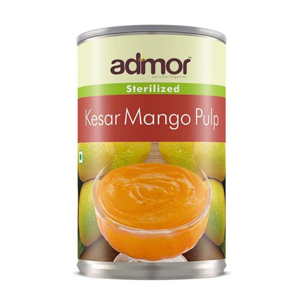Canned Kesar Mango Pulp Export Quality
